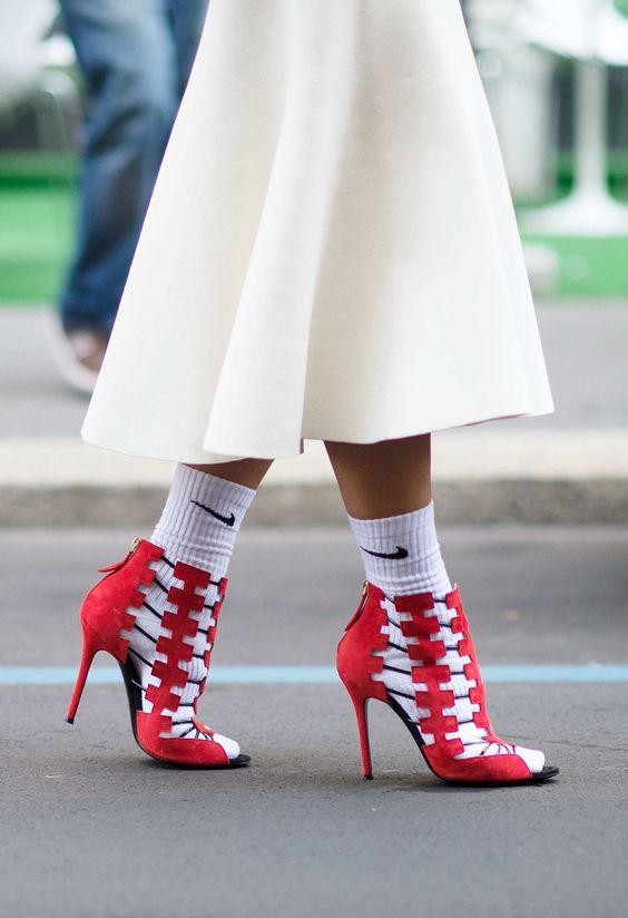Comment porter les chaussettes de sport ? - 4
