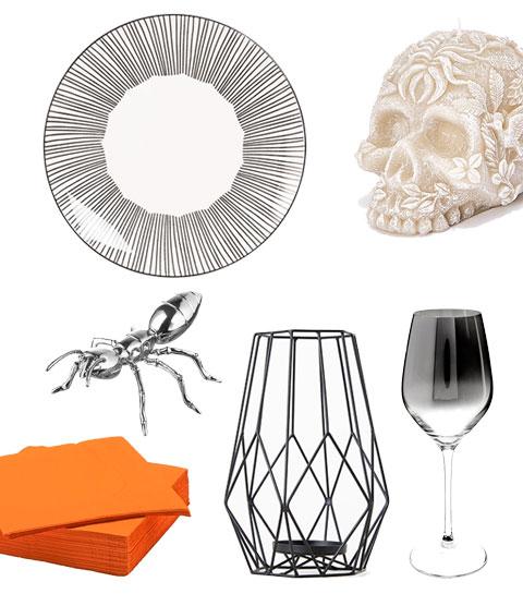 Halloween: 10 objets pour une déco last minute