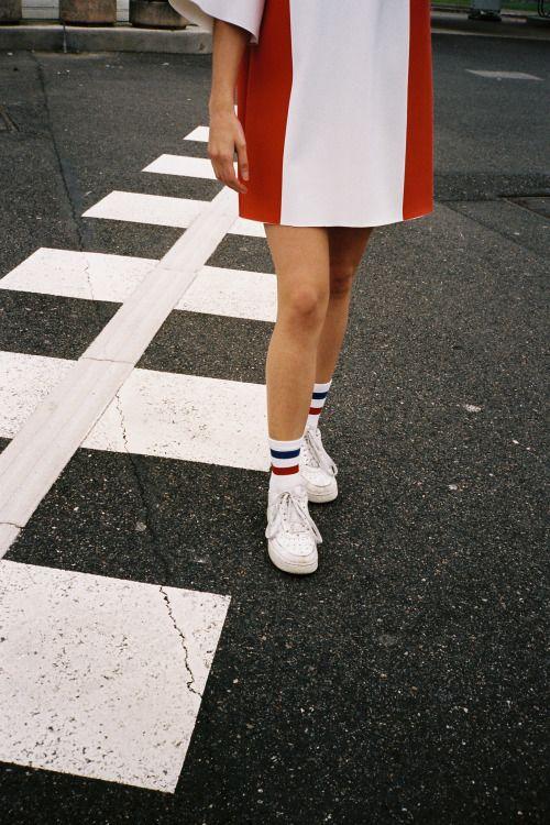 Comment porter les chaussettes de sport ? - 2