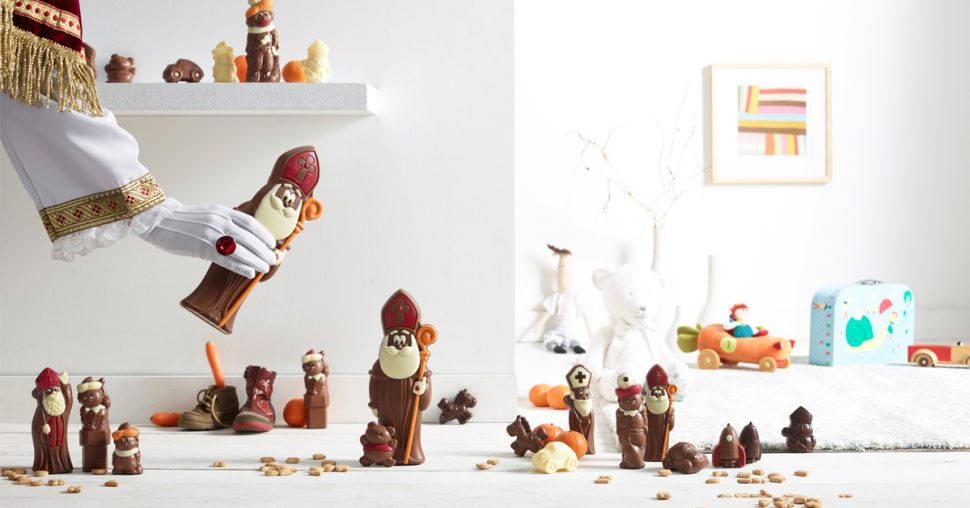 Tentez de remporter 1 kilo de chocolat Libeert !