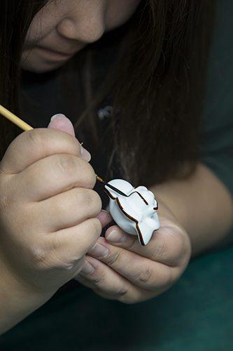 WANTED : L'incroyable flacon Guerlain x Arita Porcelain Lab, - 2