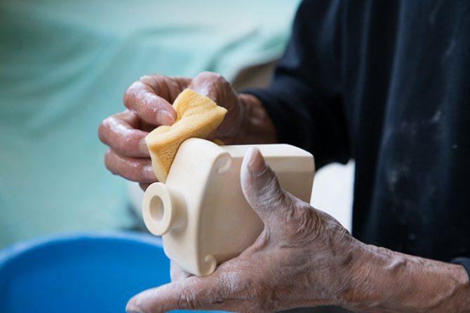 WANTED : L'incroyable flacon Guerlain x Arita Porcelain Lab, - 1