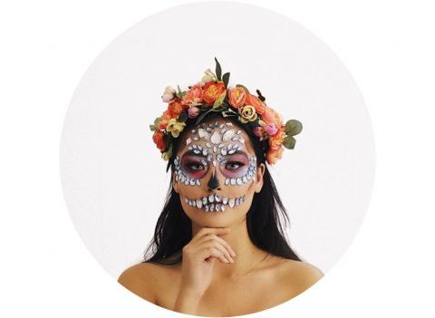 Instagram : top 10 de nos make-up d'Halloween préférés