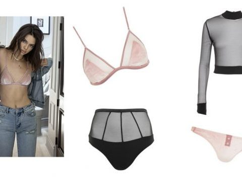 Wouaw: la collection de Kendall et Kylie Jenner pour Topshop est trop sexy