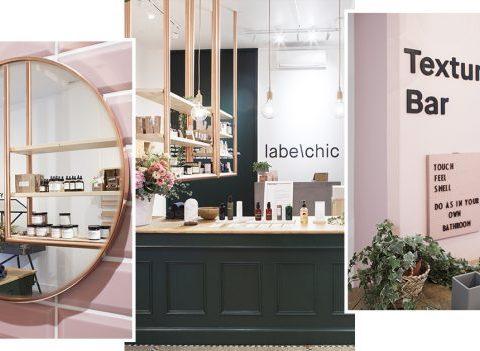 Labelchic: un nouvel écrin de beauté au cœur de Bruxelles