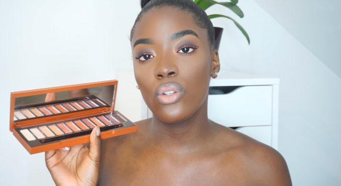 TUTO VIDEO : un make-up coloré et original avec la palette Heat d'Urban Decay - 3