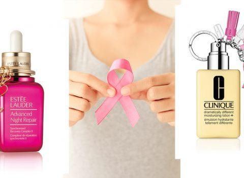 Octobre rose: 10 produits pour soutenir la lutte contre le cancer du sein