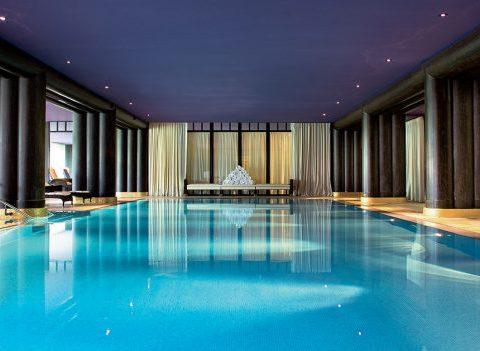 La Spa Nescens de La Réserve Genève est l'un des plus beaux spas au monde