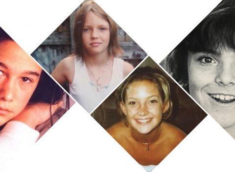 #PuberMe: le hashtag qui dévoile les photos gênantes des stars