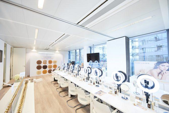 Masterclass Estée Lauder : un atelier sur-mesure pour trouver le fond de teint parfait - 1