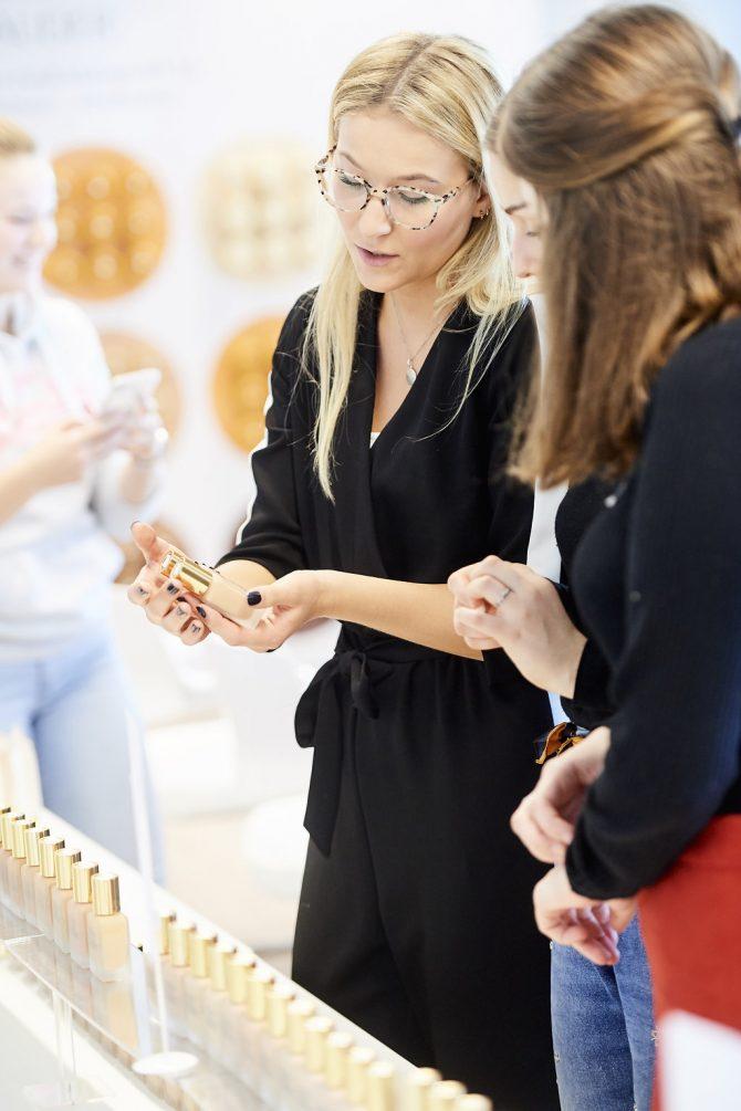 Masterclass Estée Lauder : un atelier sur-mesure pour trouver le fond de teint parfait - 3