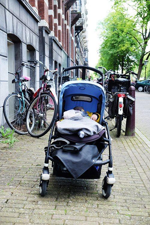 Les carnets de voyage de Céline: Amsterdam en poussette - 3