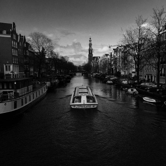 Les carnets de voyage de Céline: Amsterdam en poussette - 2