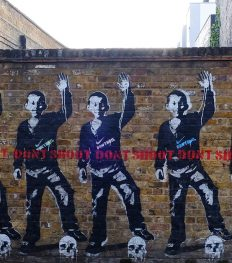 Banksy-Shoreditch