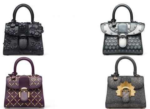 Exclusivité : Les 4 courts-métrages de la collection Christmas Couture de Delvaux