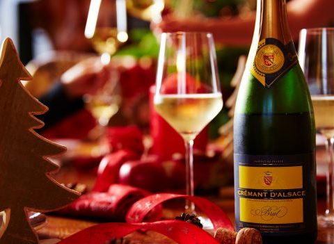 Le Crémant d'Alsace : le bon plan fête sans se ruiner!