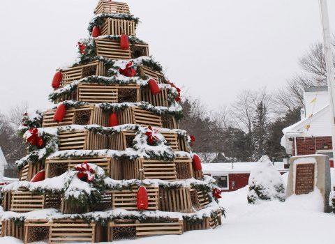 DIY: Les 10 plus cool sapins de Noël à faire soi-même