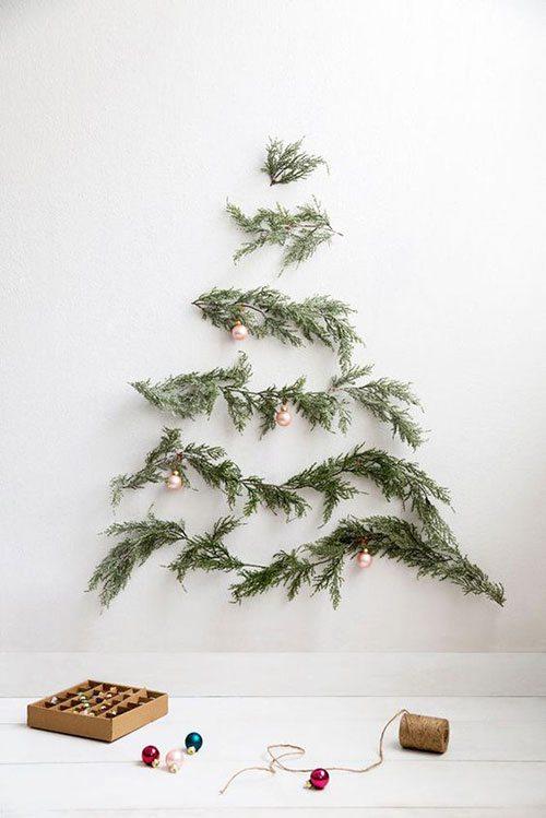 DIY: Les 10 plus cool sapins de Noël à faire soi-même - 3