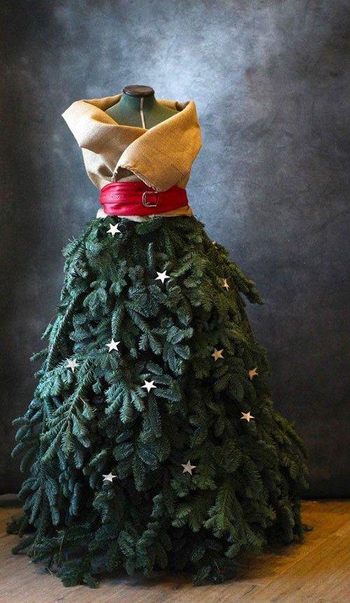 DIY: Les 10 plus cool sapins de Noël à faire soi-même - 5