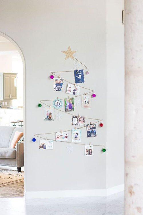 DIY: Les 10 plus cool sapins de Noël à faire soi-même - 8