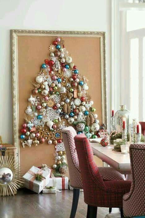 DIY: Les 10 plus cool sapins de Noël à faire soi-même - 10