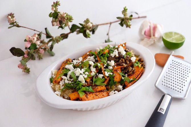 6 recettes healthy et veggie pour pimenter l'hiver - 5