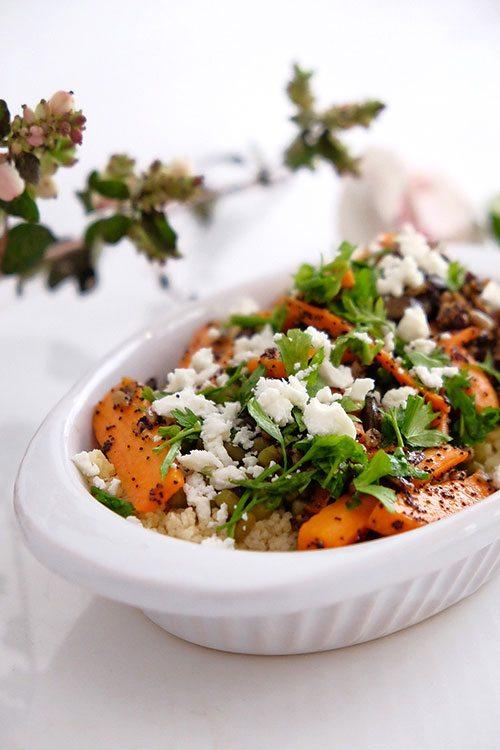 6 recettes healthy et veggie pour pimenter l'hiver - 6