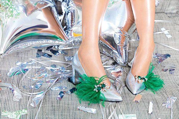 Sarenza x Shourouk ou les clip des chaussures qui nous font danser - 2