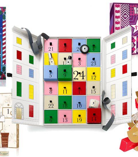 les plus beaux calendriers de l 39 avent beaut en vid o. Black Bedroom Furniture Sets. Home Design Ideas