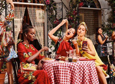 Manger haute couture: Dolce & Gabbana lance une collection de pâtes