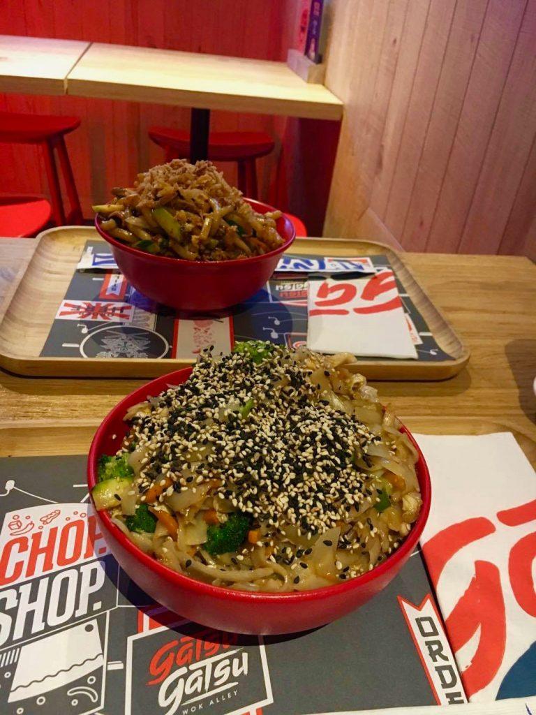 Gatsu Gatsu: le spot street food le plus rock'n roll de Bruxelles - 2
