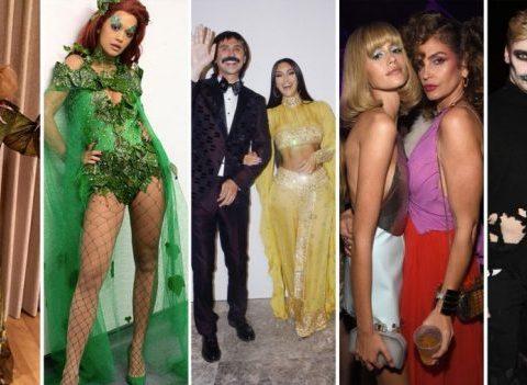 Halloween 2017 : les meilleurs costumes des stars