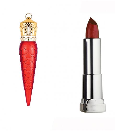 Quels sont les meilleurs rouges à lèvres métalliques ?