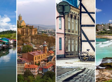 7 villes à visiter en 2018 selon le National Geographic