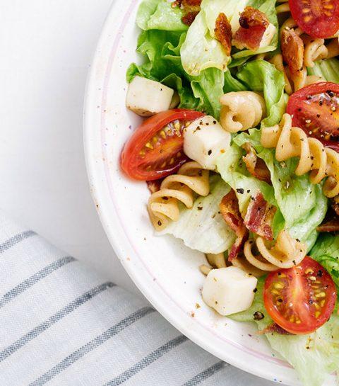 recettes de salades gourmandes