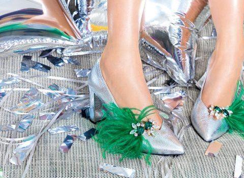 Sarenza x Shourouk ou les clip des chaussures qui nous font danser