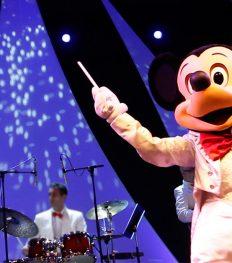coulisses Disney