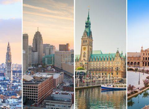 City-trip : Quelles sont les villes à visiter en 2018 ?