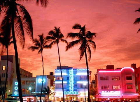 Les carnets de voyage de Céline: Miami baby!