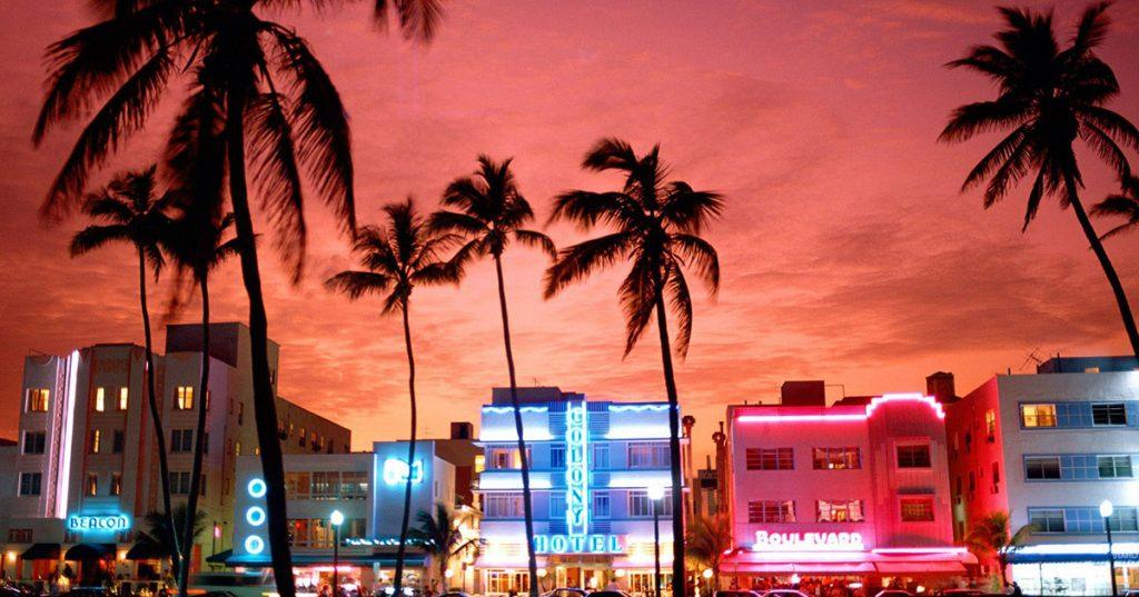 Les carnets de voyage de Céline: Miami baby! - 2