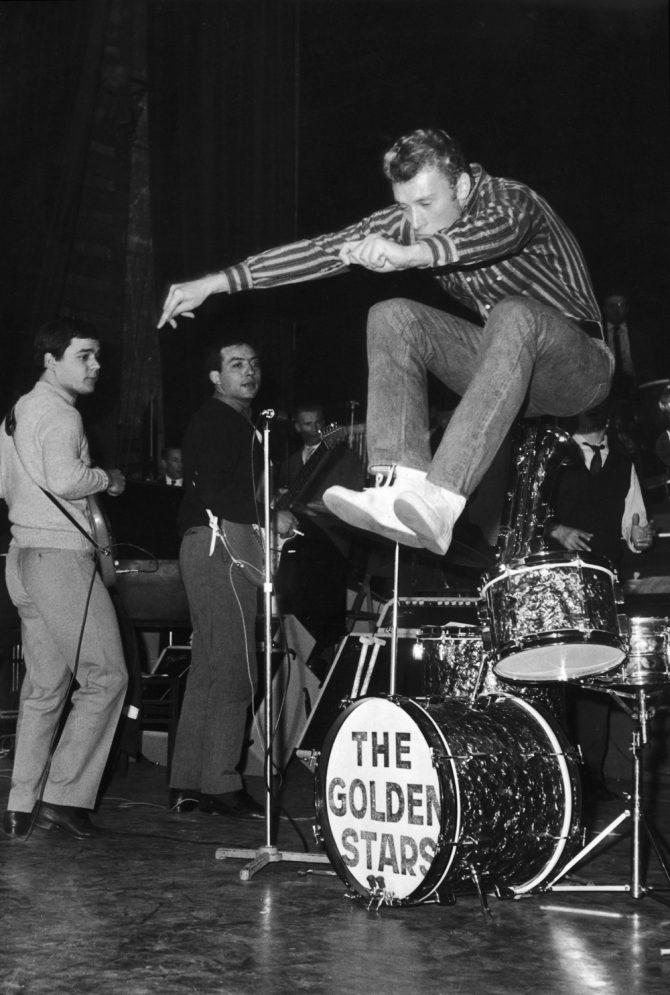 Décès de Johnny Hallyday: ses tubes et sa vie en dix chiffres clés - 2