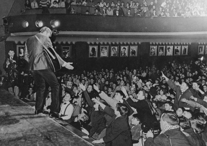 Décès de Johnny Hallyday: ses tubes et sa vie en dix chiffres clés - 1