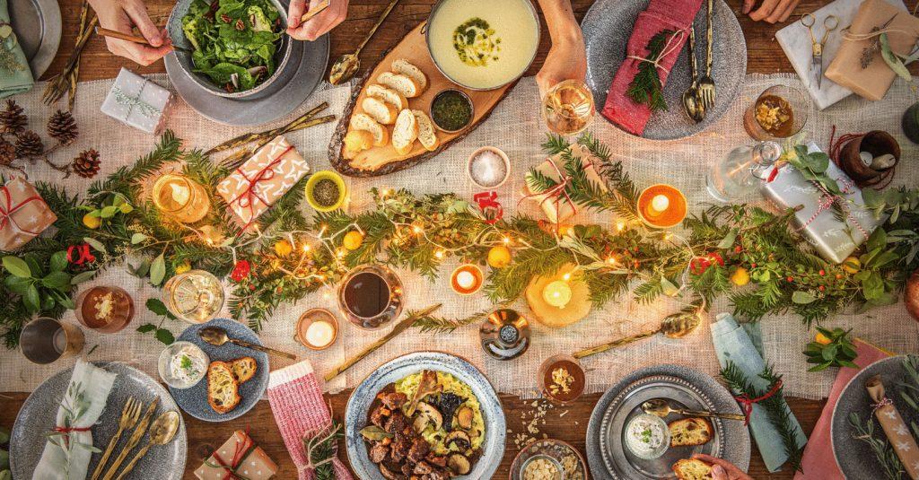 La box repas : l'allié frime pour bluffer ses invités - 1