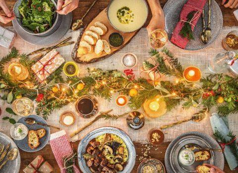 La box repas : l'allié frime pour bluffer ses invités