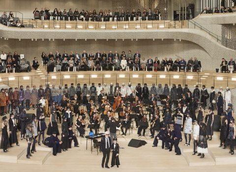Défilé Chanel Métiers d'Art : Paris-Hambourg-Glamour