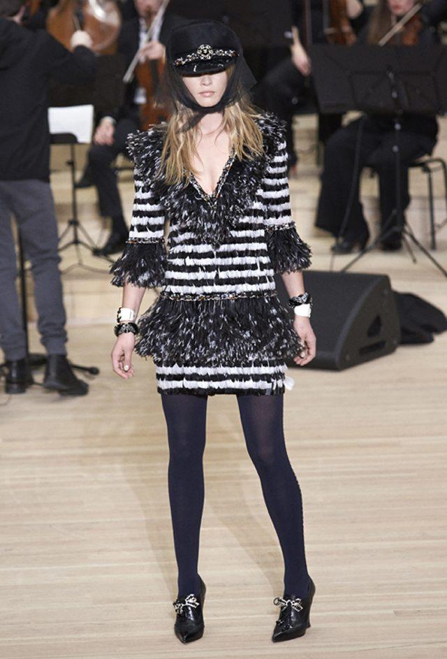 Défilé Chanel Métiers d'Art : Paris-Hambourg-Glamour - 5