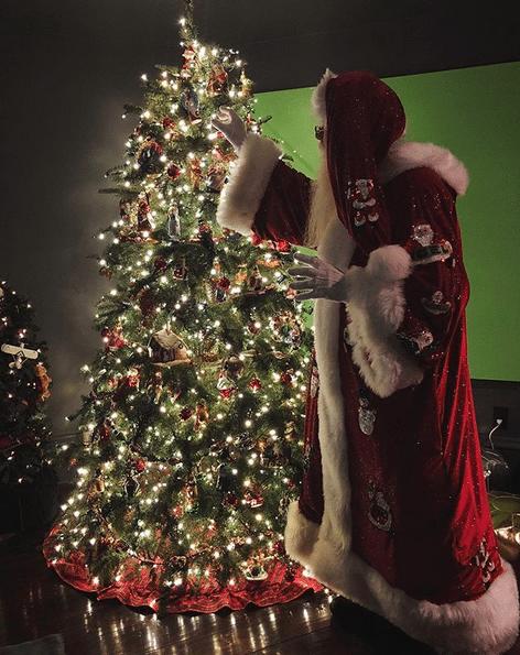 Le Noël décadent des Kardashians : c'était comment ? - 1
