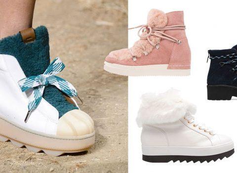 Les boots de neige: plus sexy qu'on ne croit ?