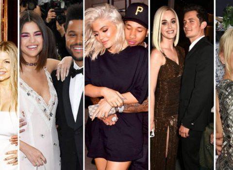 Quelles sont les célébrités qui ont rompu en 2017 ?