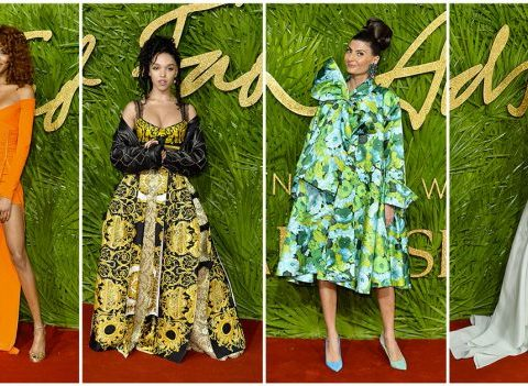 The British Fashion Awards 2017: quels étaient les plus beaux looks ?